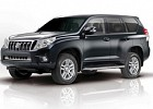 Toyota Land Cruiser Prado 150 2009 - 2013