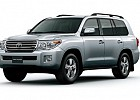 Toyota Land Cruiser 200 2012 - 2015